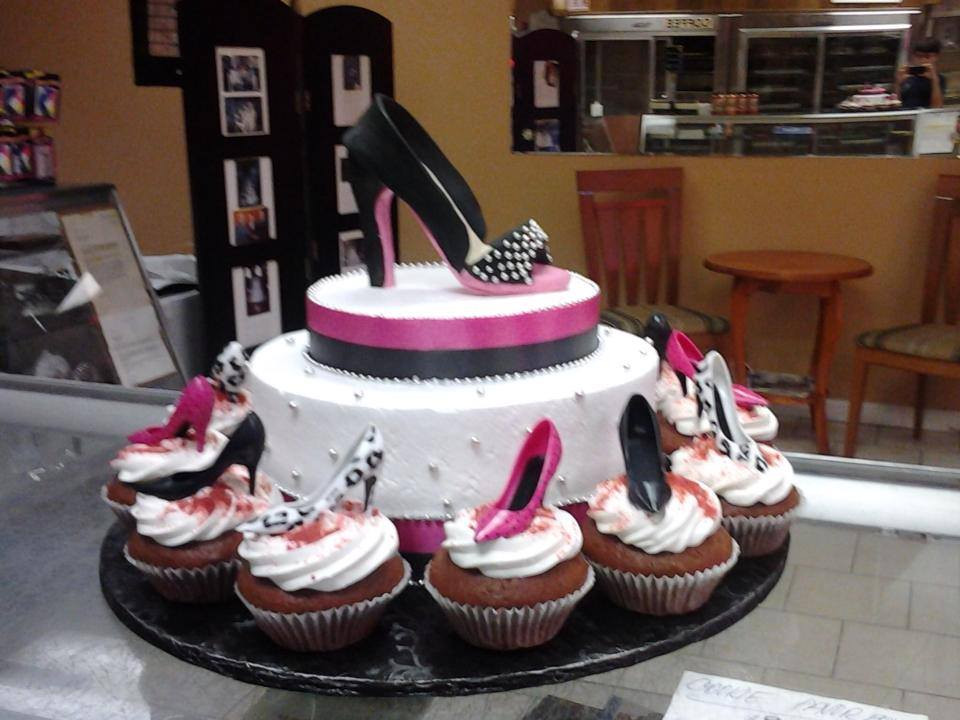Best ideas about Shoes Birthday Cake . Save or Pin Birthday Cakes Now.