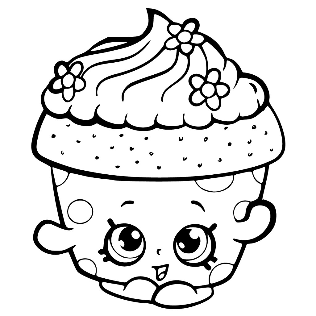 Best ideas about Shopkins Coloring Pages For Girls . Save or Pin Shopkins Coloring Pages Best Coloring Pages For Kids Now.