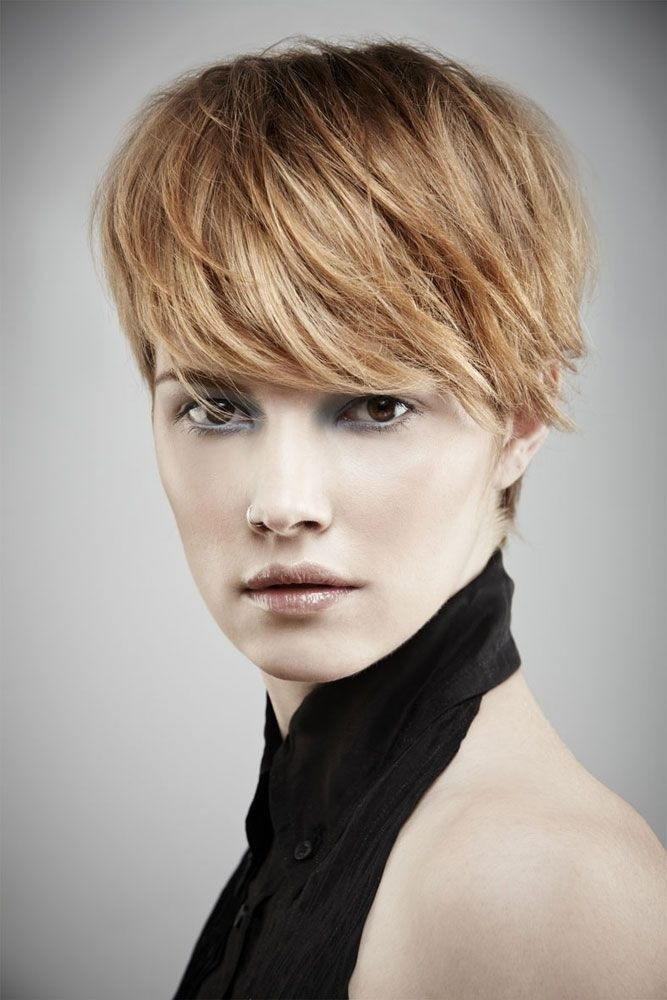 Best ideas about Short Haircuts For Long Faces . Save or Pin 26 Best Short Haircuts for Long Face PoPular Haircuts Now.