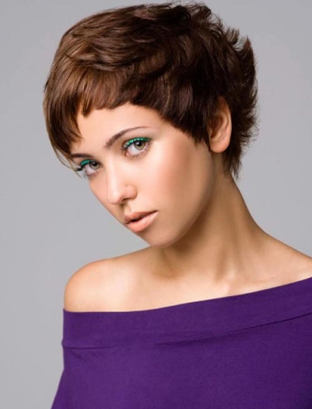Best ideas about Short Haircuts For Long Faces . Save or Pin 30 Amazing Short Hair Haircuts for Girls 2018 2019 – Page Now.