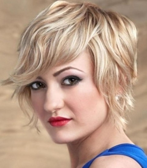 Best ideas about Short Haircuts For Long Faces . Save or Pin Short Hairstyles for Long Faces – CircleTrest Now.