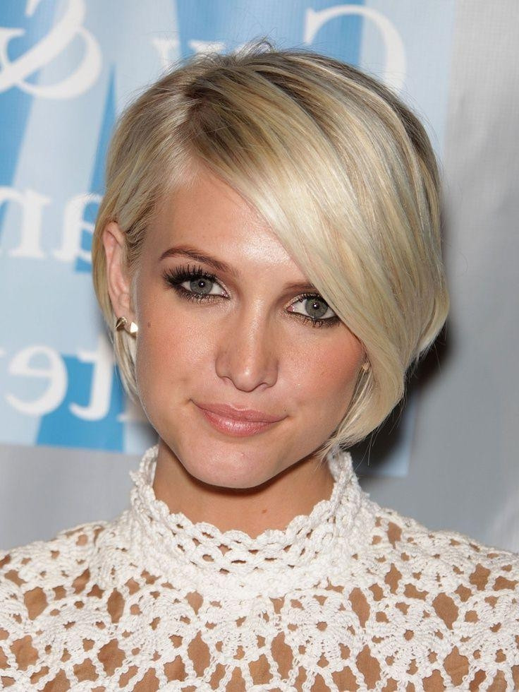 Best ideas about Short Haircuts For Long Faces . Save or Pin 20 Best Collection of Short Haircuts For Long Face Now.