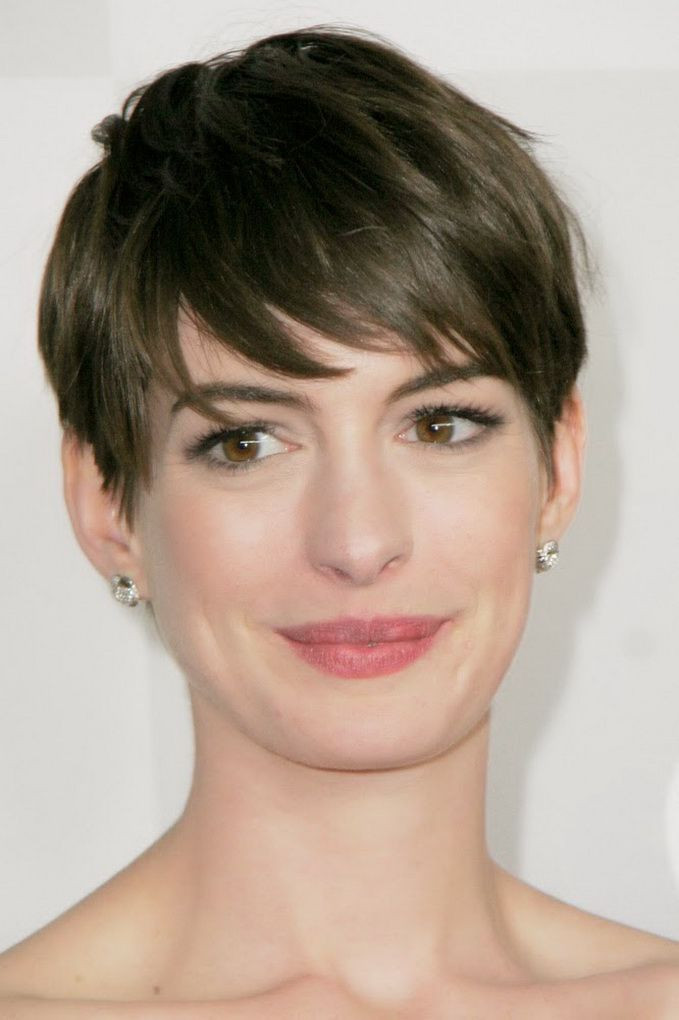 Best ideas about Short Haircuts For Long Faces . Save or Pin Magnificent Short Haircuts for Thick Hair Women s Fave Now.