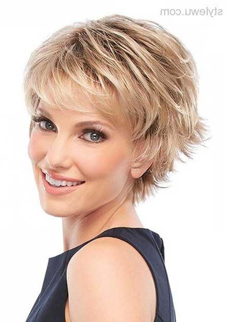 Best ideas about Short Haircuts For Women Over 50 2019 . Save or Pin 2019 Latest Short Hair Style For Women Over 50 Now.