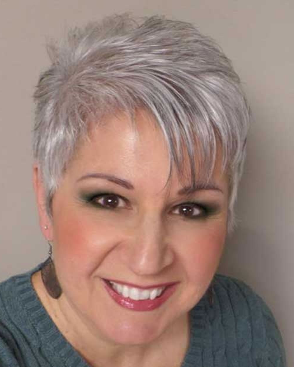 Best ideas about Short Haircuts For Women Over 50 2019 . Save or Pin 15 Best Pixie Hairstyles For Women Over 50 Now.