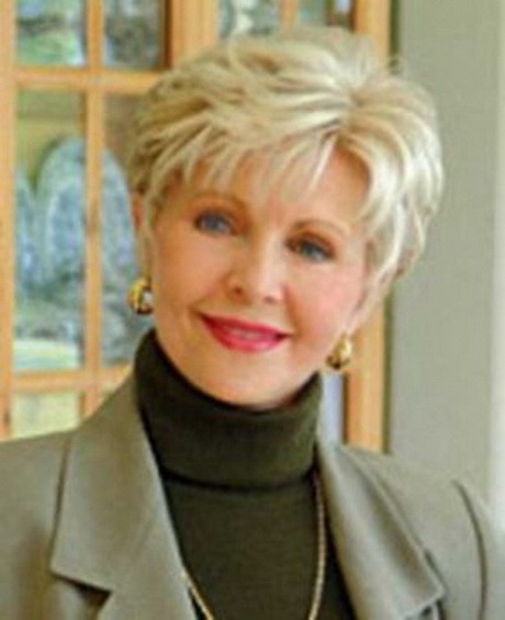 Best ideas about Short Haircuts For Women Over 70 . Save or Pin 2016 short hairstyles for women over 50 Now.
