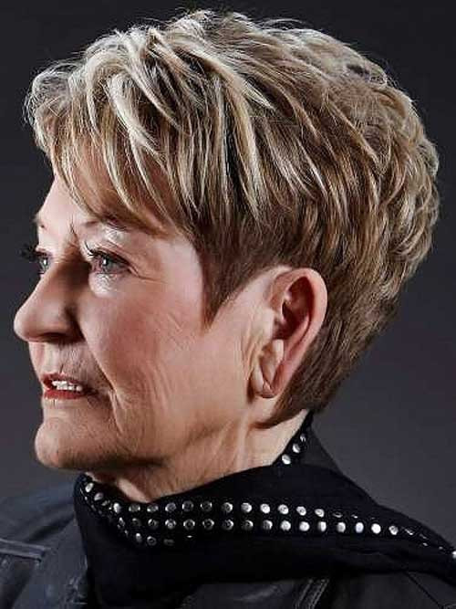 Best ideas about Short Haircuts For Women Over 70 . Save or Pin 15 Best Short Haircuts For Women Over 70 Now.