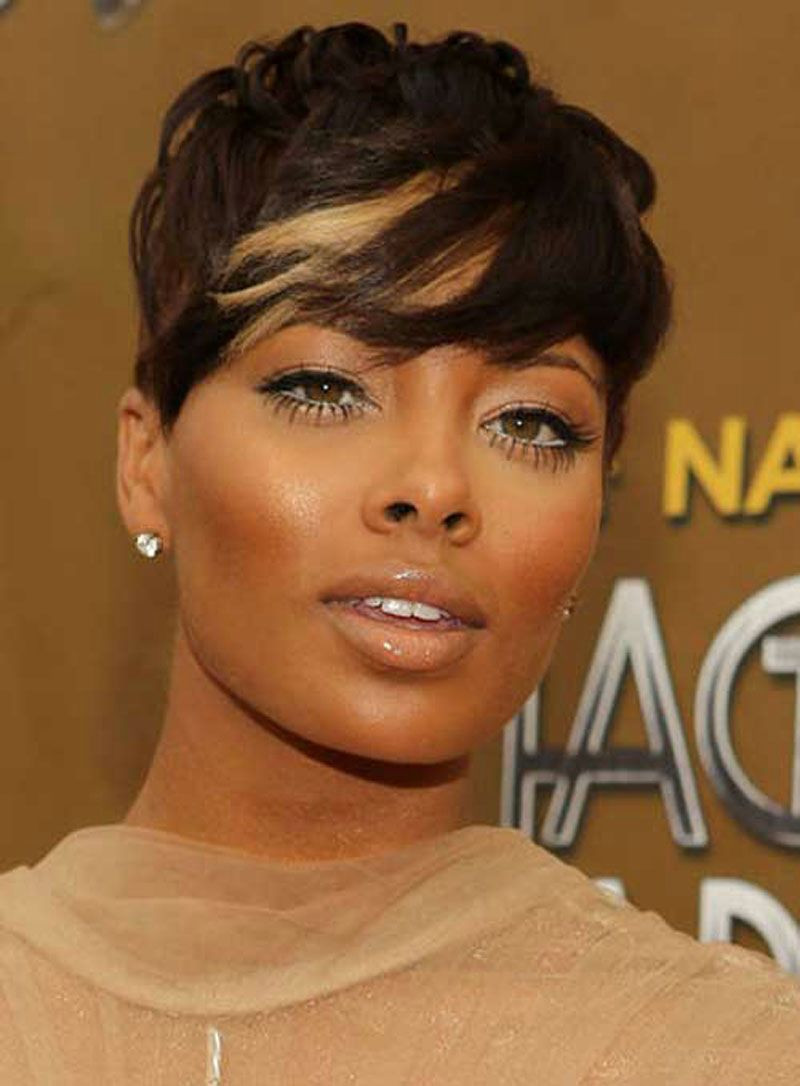 Best ideas about Short Hairstyles For Black Women With Thin Hair . Save or Pin Short hairstyles for black women with thin hair Now.