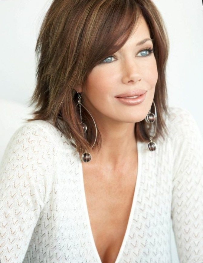 Best ideas about Short Shoulder Length Hairstyles . Save or Pin 25 Most Superlative Medium Length Layered Hairstyles Now.