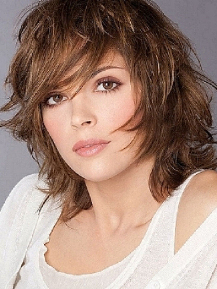 Best ideas about Short Shoulder Length Hairstyles . Save or Pin MEDIUM LENGTH HAIRCUT September 2012 Now.
