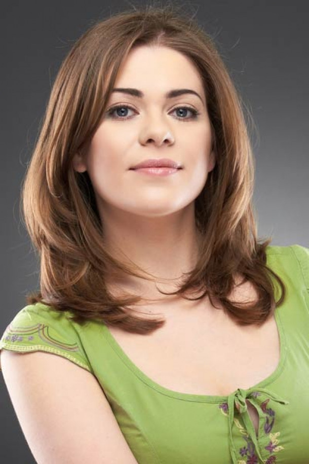 Best ideas about Short Shoulder Length Hairstyles . Save or Pin HAIRCUTS FOR LONG FACES Now.