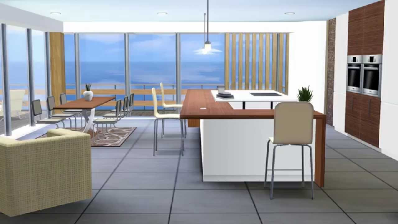 Best ideas about Sims 3 Kitchen Ideas . Save or Pin Kitchen Moderno The sims 3 Now.