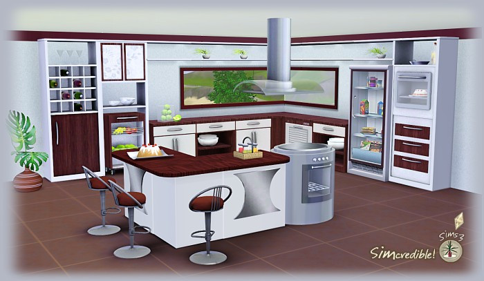 Best ideas about Sims 3 Kitchen Ideas . Save or Pin 25 Perfect Sims 3 Kitchen Ideas Home Building Now.