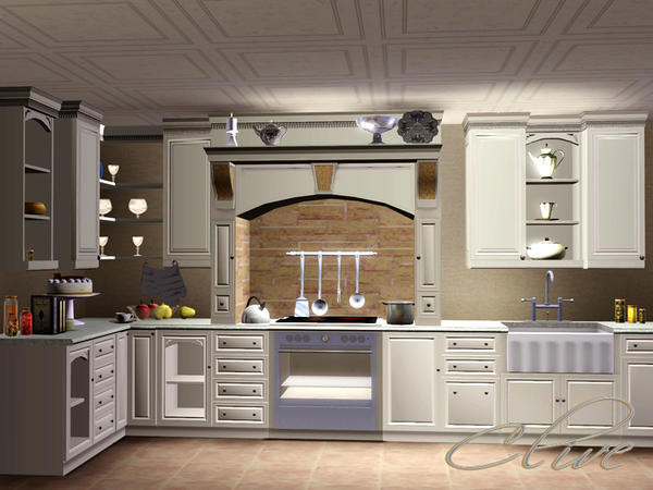 Best ideas about Sims 3 Kitchen Ideas . Save or Pin My Sims 3 Blog Shino&KCR s Clive Kitchen Now.
