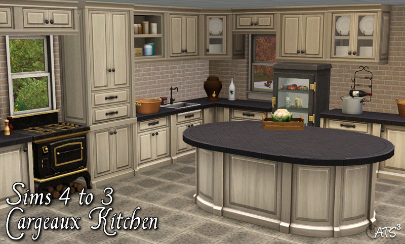 Best ideas about Sims 3 Kitchen Ideas . Save or Pin Around the Sims 3 Custom Content Downloads Now.