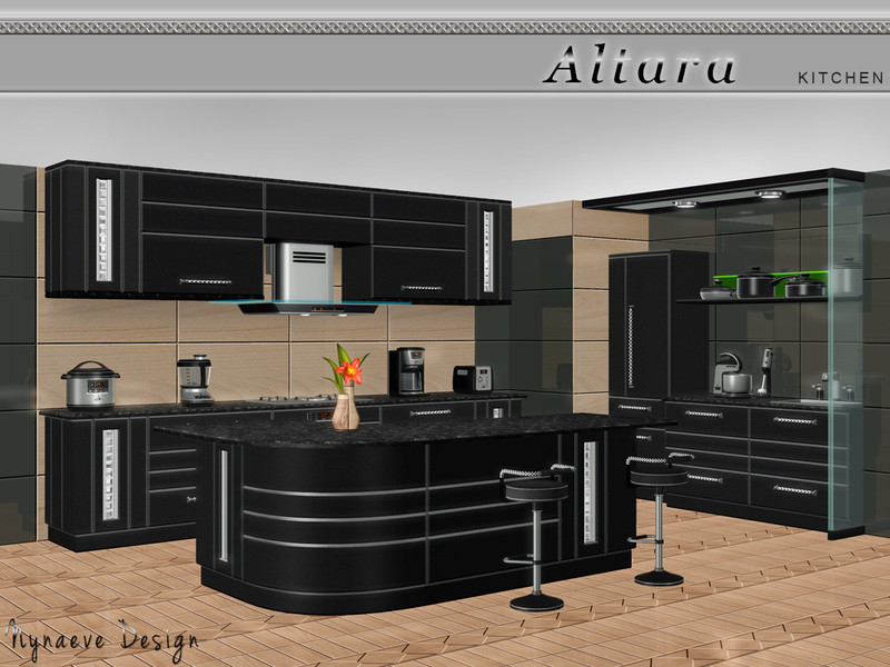 Best ideas about Sims 3 Kitchen Ideas . Save or Pin NynaeveDesign s Altara Kitchen Now.