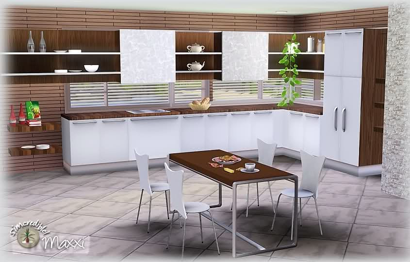 Best ideas about Sims 3 Kitchen Ideas . Save or Pin Empire Sims 3 Maxxi Kitchen Set Part 2 by Simcredible Designs Now.