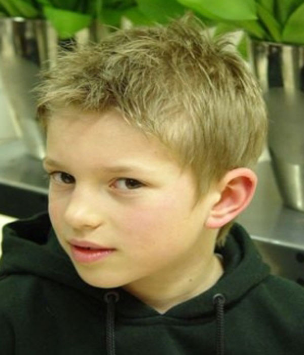 Best ideas about Skater Boys Haircuts . Save or Pin Trendy Little Boy Haircuts Now.