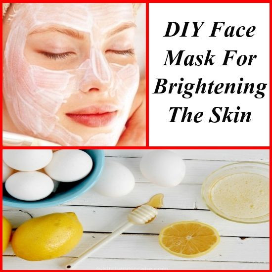 Best ideas about Skin Brightening Mask DIY . Save or Pin 358 best images about Beauty on Pinterest Now.