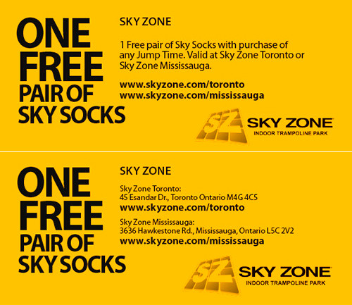 Best ideas about Sky Zone Birthday Party Coupons . Save or Pin off Sky zone sports coupons printable coupon code Now.