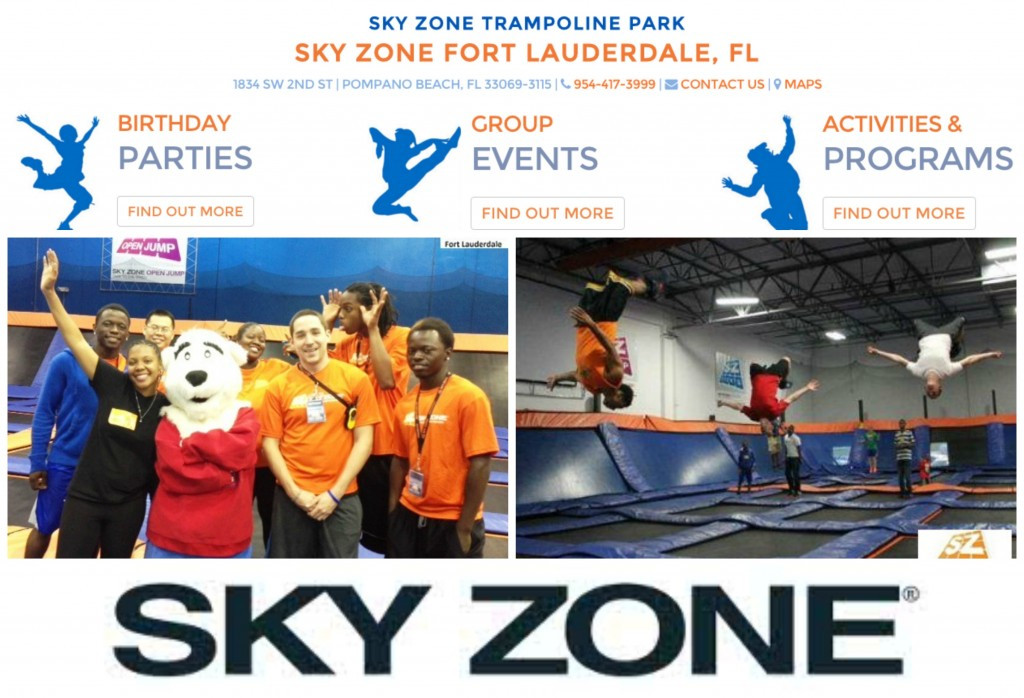 Best ideas about Sky Zone Birthday Party Coupons . Save or Pin Bella Vida by Letty Now.