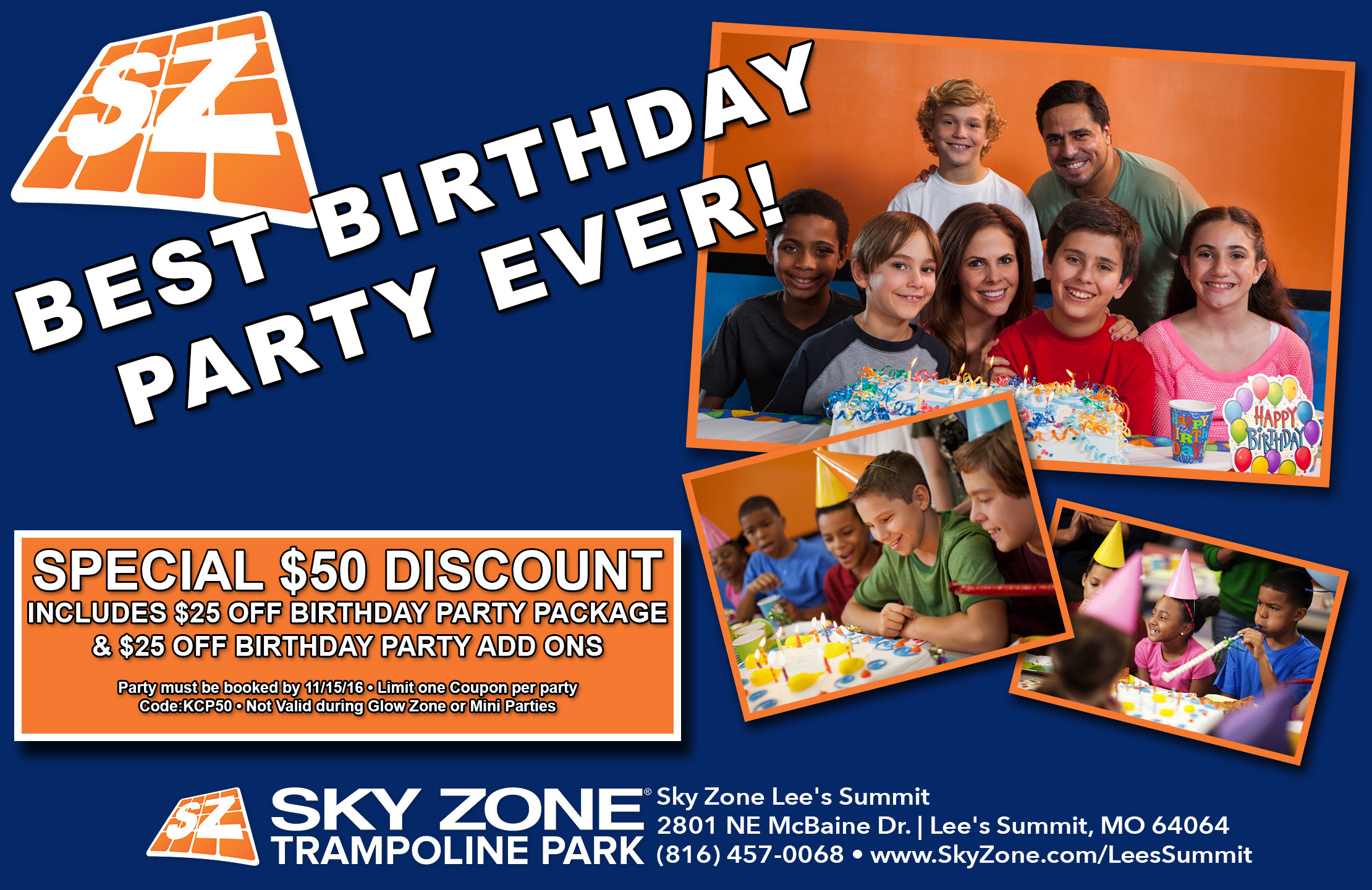 Best ideas about Sky Zone Birthday Party Coupons . Save or Pin Unique Sky Zone Printable Coupons Now.