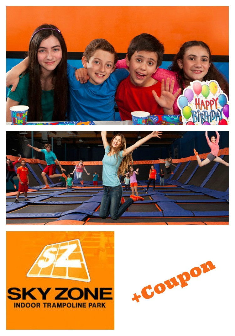 Best ideas about Sky Zone Birthday Party Coupons . Save or Pin Sky Zone Fun Coupon for Timonium MD Now.