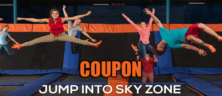 Best ideas about Sky Zone Birthday Party Coupons . Save or Pin Sky Zone Elmhurst Coupon Now.