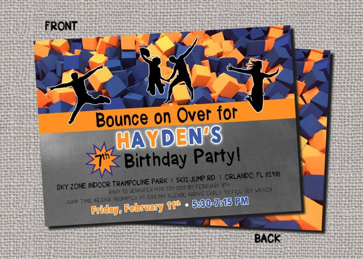 Best ideas about Sky Zone Birthday Party Coupons . Save or Pin Best 25 Jump zone trampoline ideas on Pinterest Now.