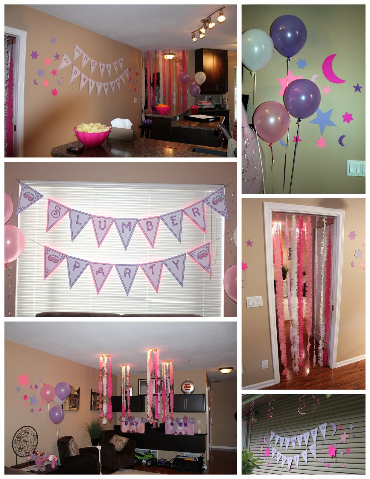 Best ideas about Sleepover Birthday Party . Save or Pin Shannon s Shenanigans My First Post Slumber Party Now.