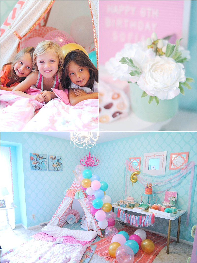 Best ideas about Sleepover Birthday Party . Save or Pin An Amelia Bedelia Inspired Sleep Over Birthday Party Now.