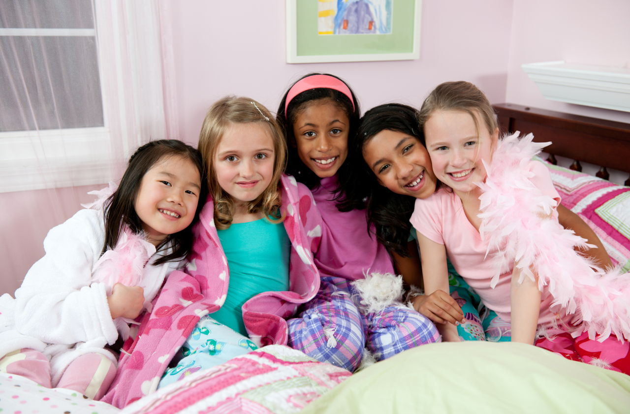 Best ideas about Sleepover Birthday Party . Save or Pin Pajama Party Games That are So Effing Good You ll Just Lose It Now.