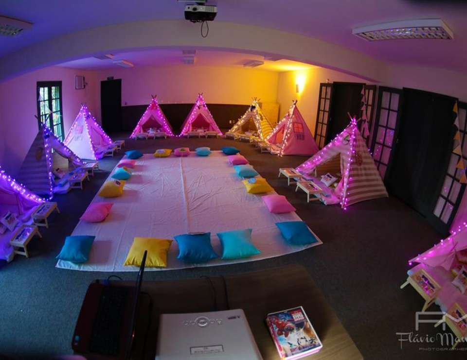 """Best ideas about Sleepover Birthday Party . Save or Pin Sleepover Sleepover party """"Sleepover Party Indoor Now."""
