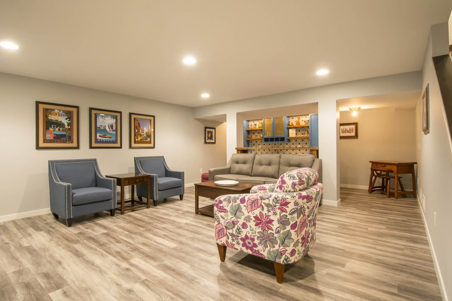 Best ideas about Small Basement Ideas . Save or Pin Small Basement Remodeling Ideas — New Home Design Now.