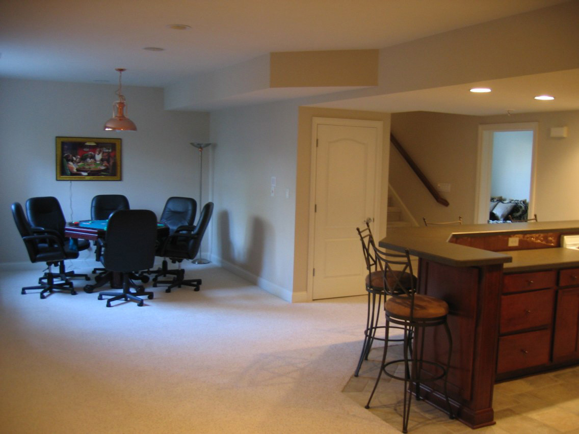 Best ideas about Small Basement Ideas . Save or Pin Small Basement Ideas Set in Your Home Traba Homes Now.