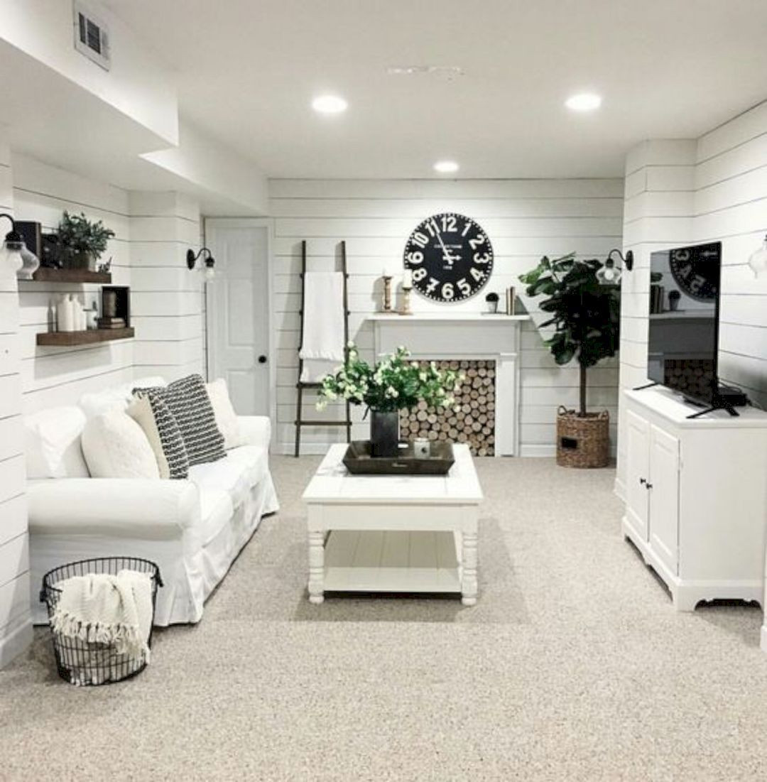 Best ideas about Small Basement Ideas . Save or Pin 16 Decorating Ideas to Makeover Your Basement Futurist Now.