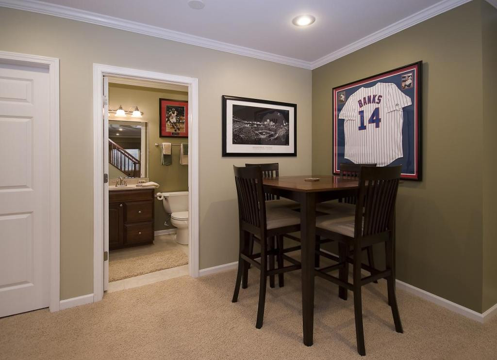 Best ideas about Small Basement Ideas . Save or Pin How to Choose the Best Small Finished Basement Ideas Now.
