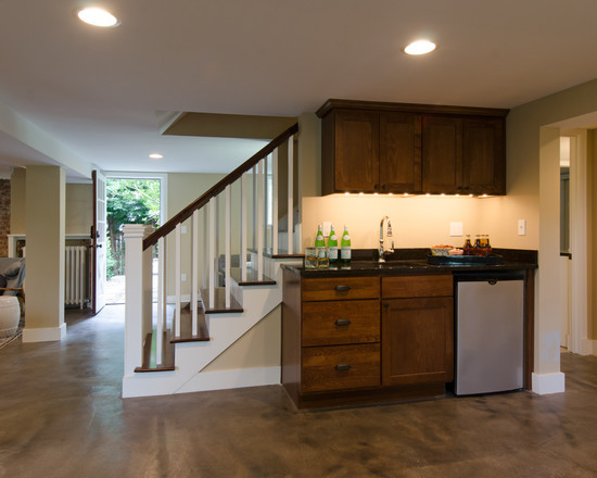 Best ideas about Small Basement Ideas . Save or Pin Bar Designs For Homes Now.