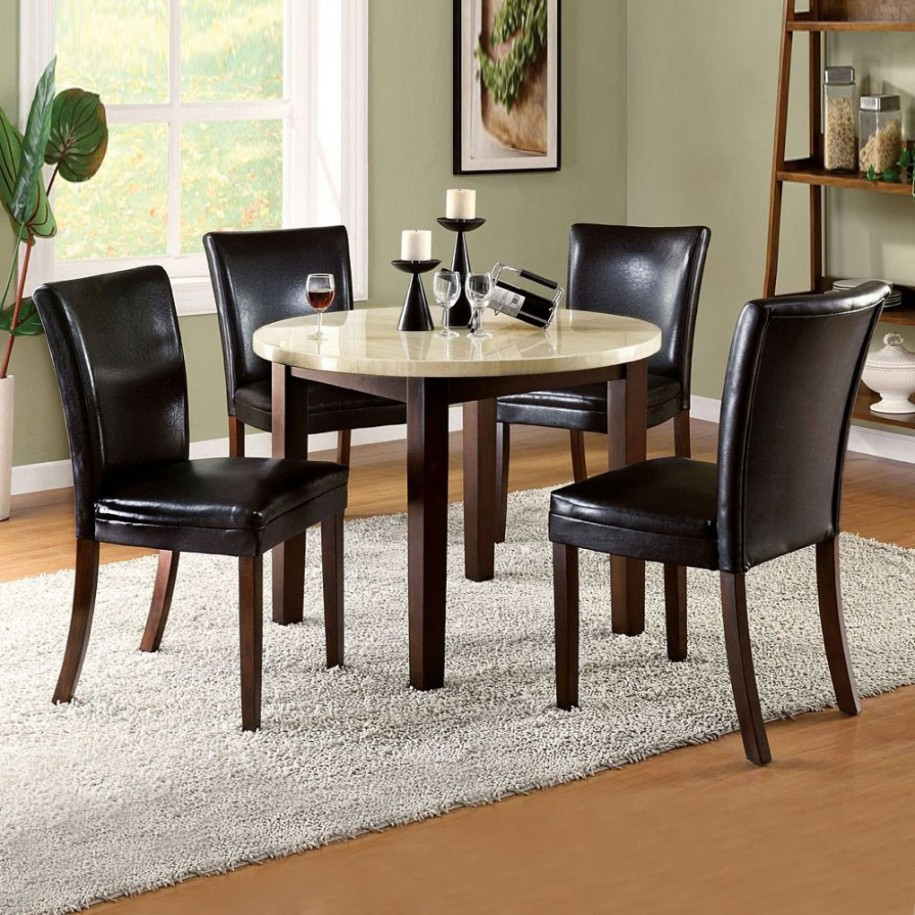 Best ideas about Small Dining Room Sets . Save or Pin Simple Small Dining Room Sets with Storage Sofa Design Now.
