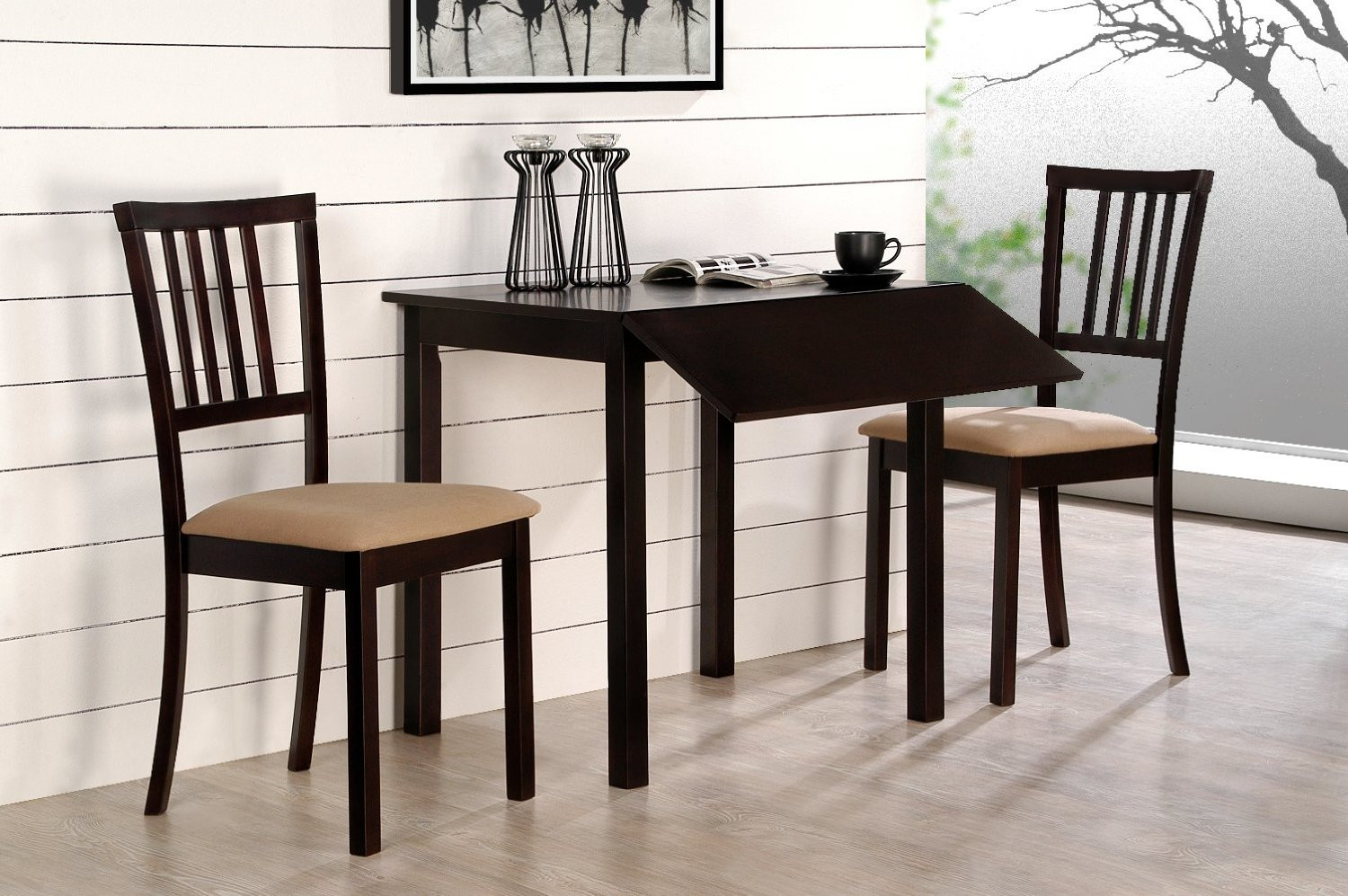 Best ideas about Small Dining Room Sets . Save or Pin Small Room Design simple design small dining room sets Now.