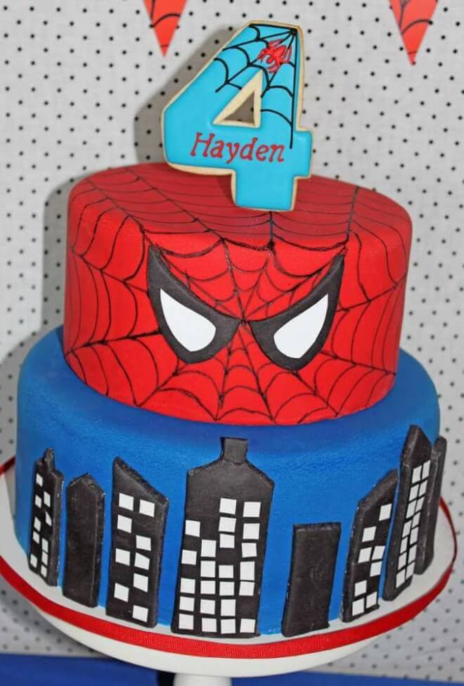 Best ideas about Spiderman Birthday Party . Save or Pin 21 Spiderman Birthday Party Ideas Spaceships and Laser Beams Now.