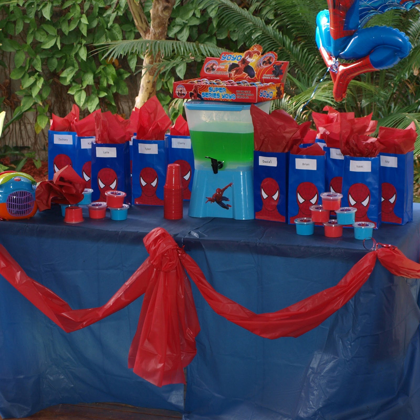 Best ideas about Spiderman Birthday Party . Save or Pin 37 Cute Spiderman Birthday Party Ideas Now.