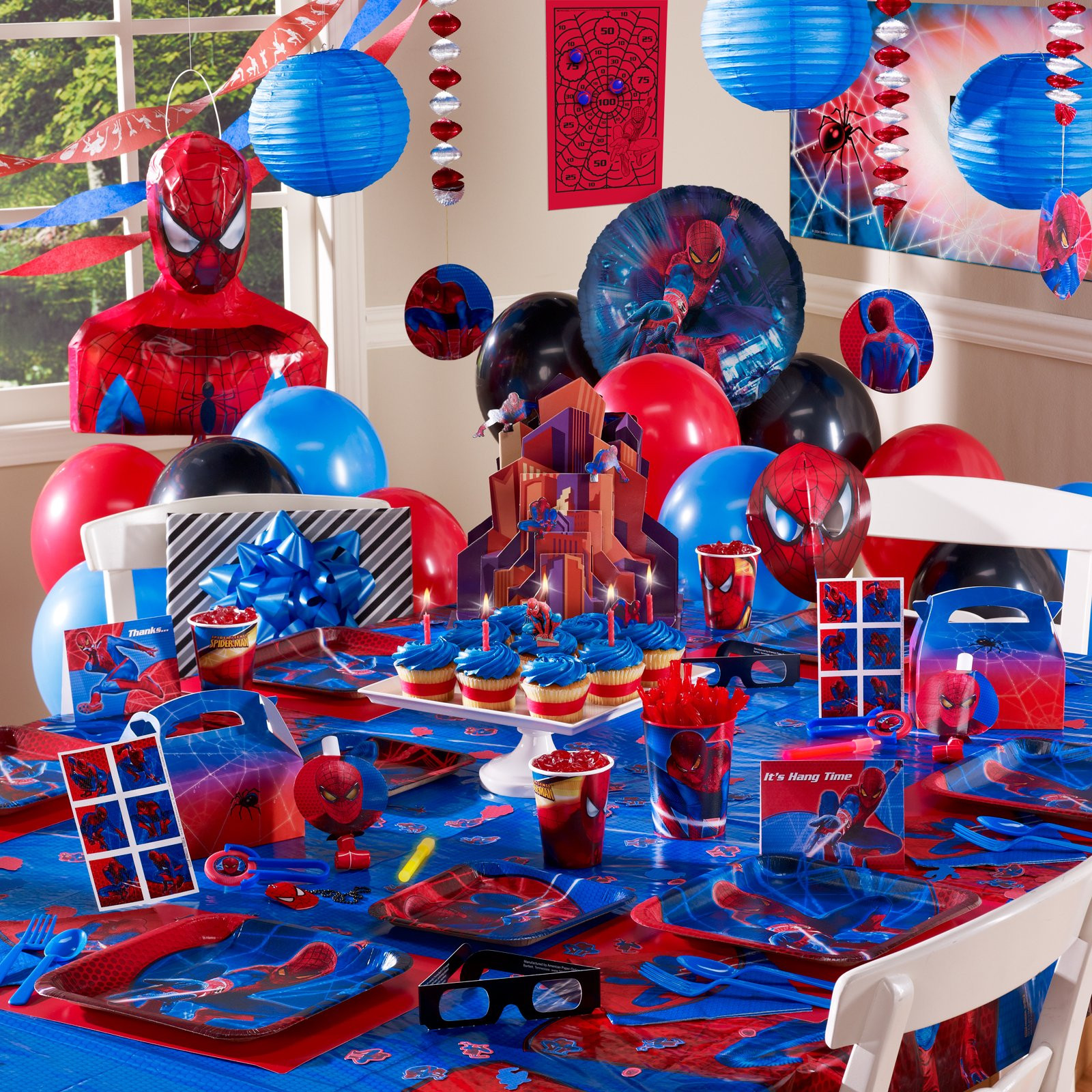 Best ideas about Spiderman Birthday Party . Save or Pin Spiderman Birthday Party Favors — CRIOLLA Brithday Now.