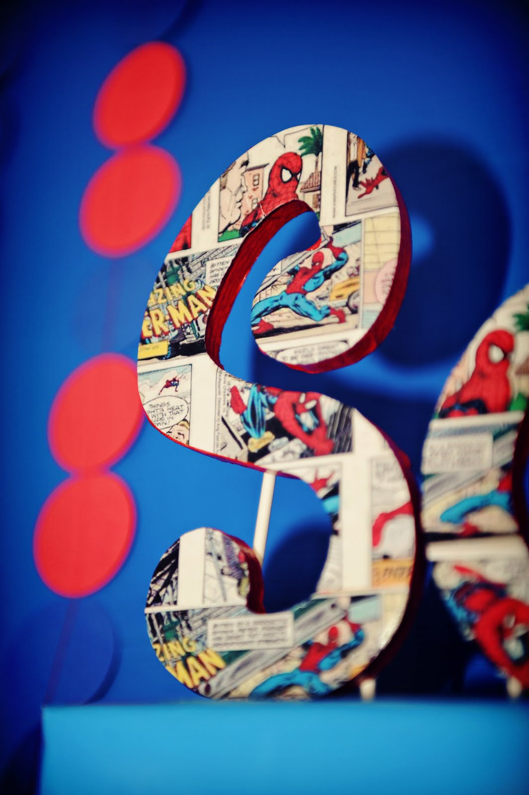 Best ideas about Spiderman Birthday Party . Save or Pin The Party Wall Spiderman Birthday Party Part 4 Decorations Now.