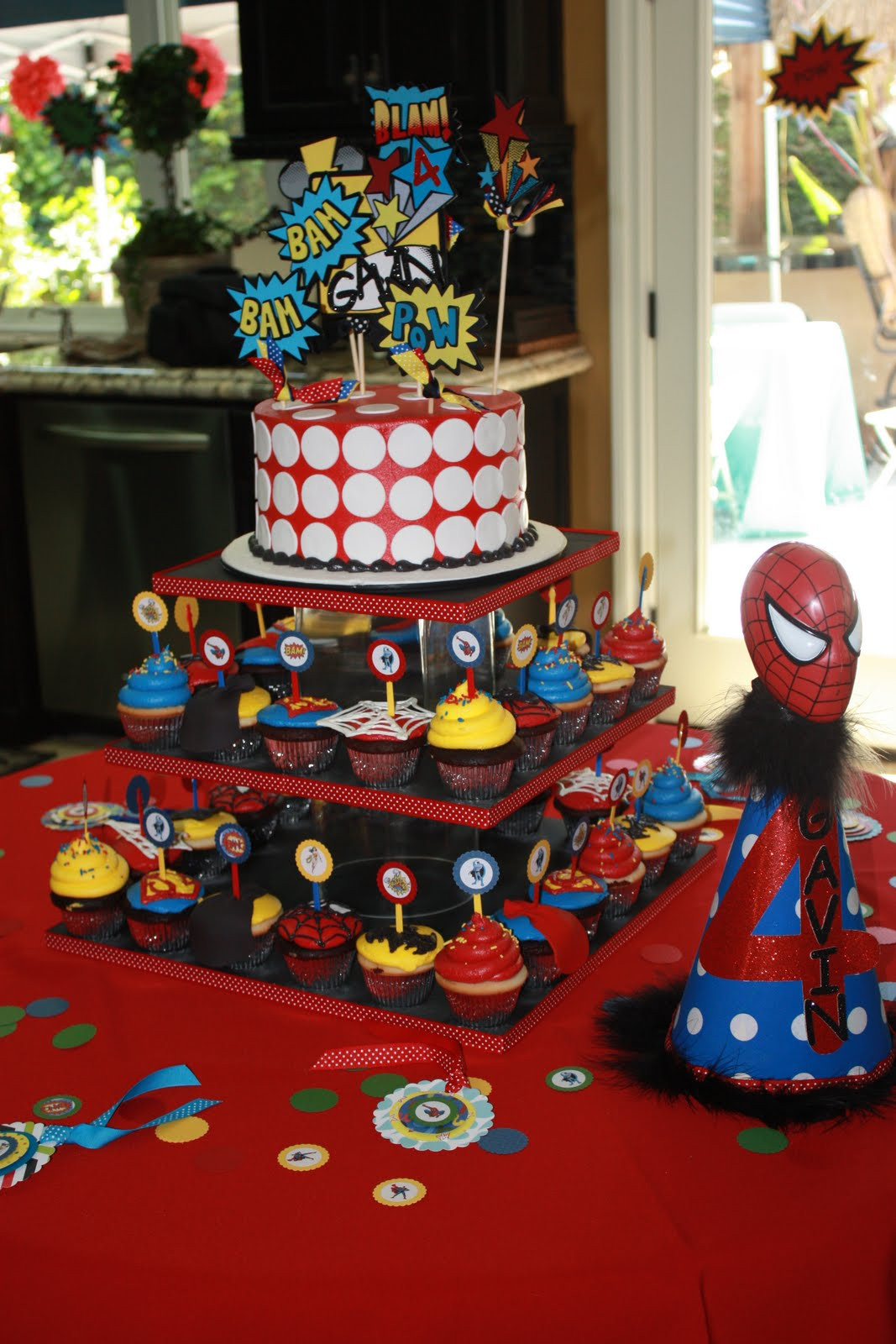 Best ideas about Spiderman Birthday Party . Save or Pin Interior Design Ideas Kids Birthday Party Theme Now.