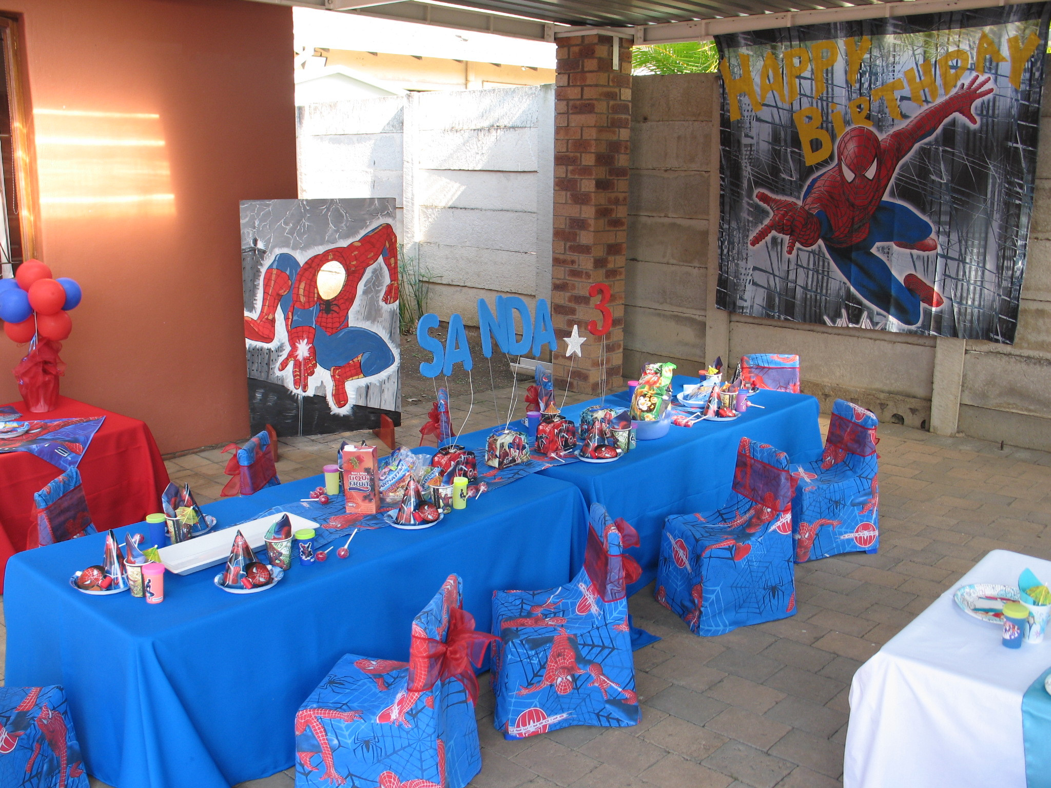 Best ideas about Spiderman Birthday Party . Save or Pin DFW Party Rental 2013 Now.