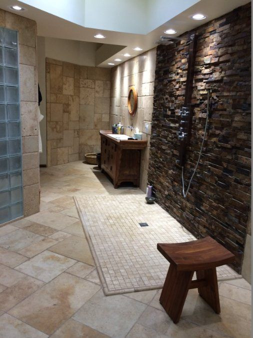 Best ideas about Stacked Stone Accent Wall . Save or Pin The 25 best Stone accent walls ideas on Pinterest Now.