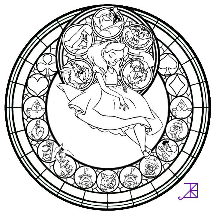 Best ideas about Stained Glass Free Coloring Pages . Save or Pin 40 Stained Glass Coloring Pages ColoringStar Now.