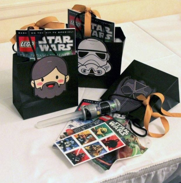 Best ideas about Star Wars Birthday Gifts . Save or Pin 23 Star Wars Birthday Party Ideas You Will Love Now.