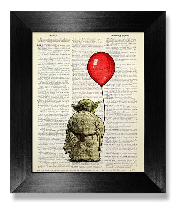 Best ideas about Star Wars Birthday Gifts . Save or Pin Star Wars POSTER BIRTHDAY Gift Dad Him Boyfriend Best Friend Now.